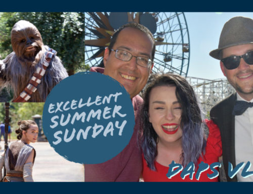 An Excellent Summer Sunday – DAPS Vlog