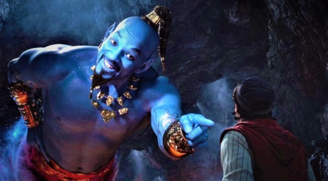 Will Smith - Genie - Aladdin
