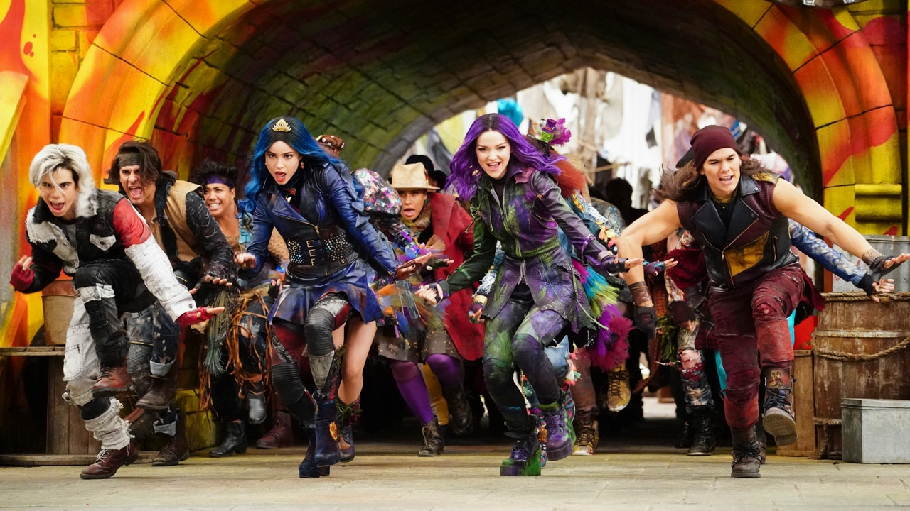 Disney DescenDANCE Party Coming to Disney Springs at the Walt Disney World Resort