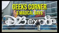 3 Magical Days - GEEKS CORNER