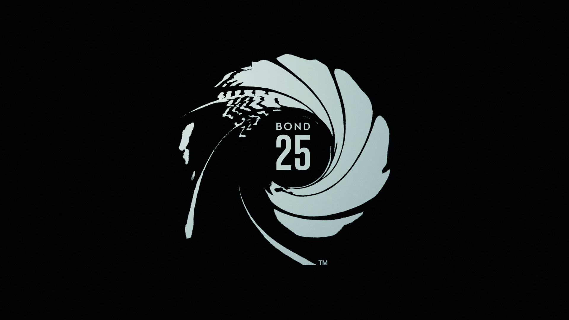 James Bond 25 Logo