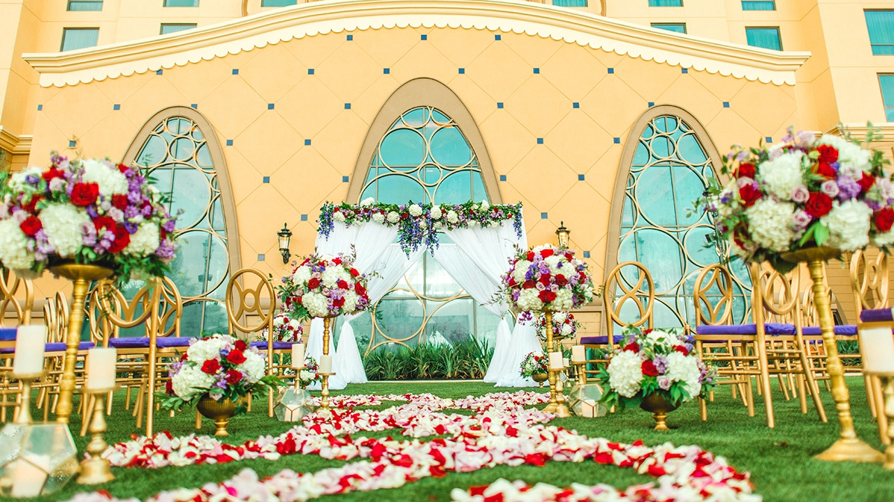 Disney's Coronado Springs Wedding Venues