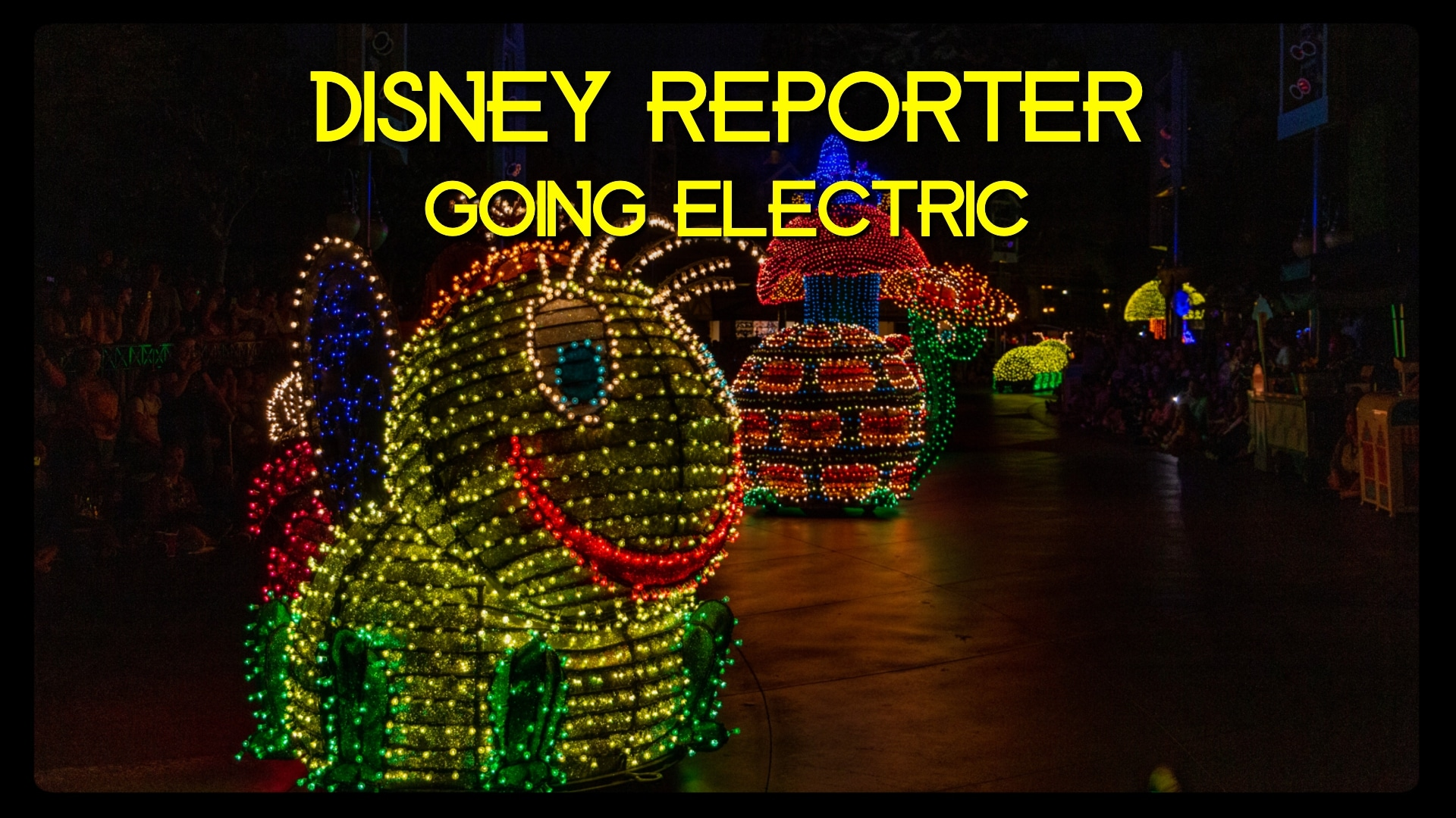 Going Electric - DISNEY Reporter