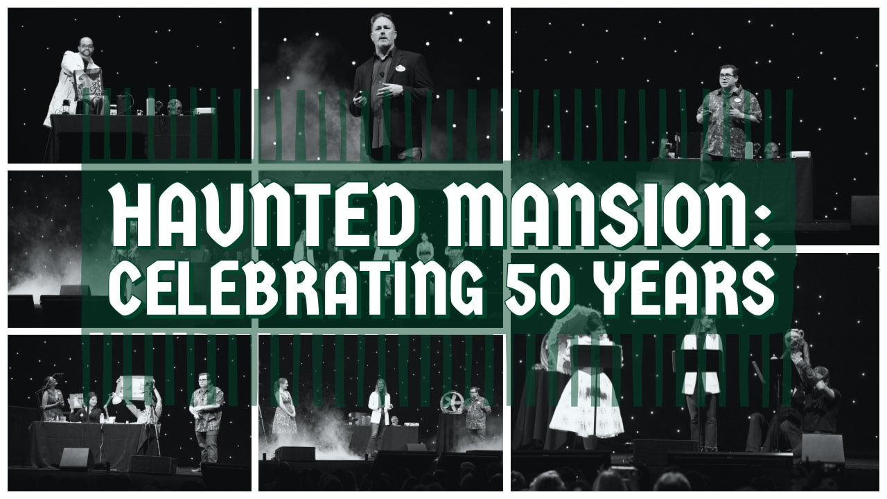 Haunted Mansion: Celebrating 50 Years
