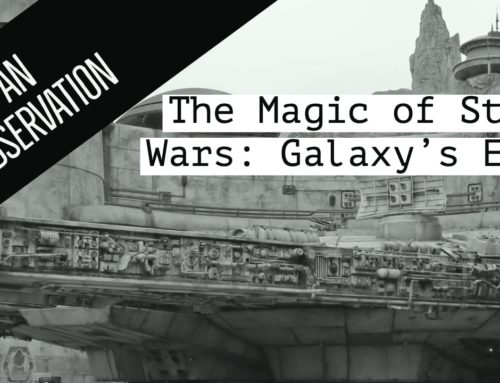 The Magic of Star Wars: Galaxy's Edge – An Observation