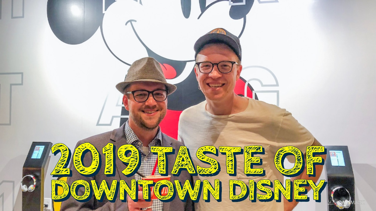 2019 Taste of Downtown Disney