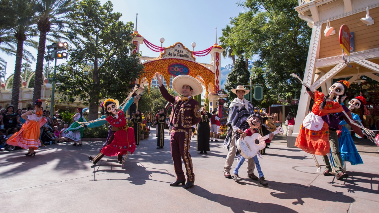 Disneyland Resort Celebrates Disney and Pixar's 'Coco' and Presents Festivities Inspired by Día de los Muertos, Sept. 6-Nov. 3, 2019