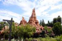 Big Thunder Mountain Railroad 40th Anniversary at Disneyland
