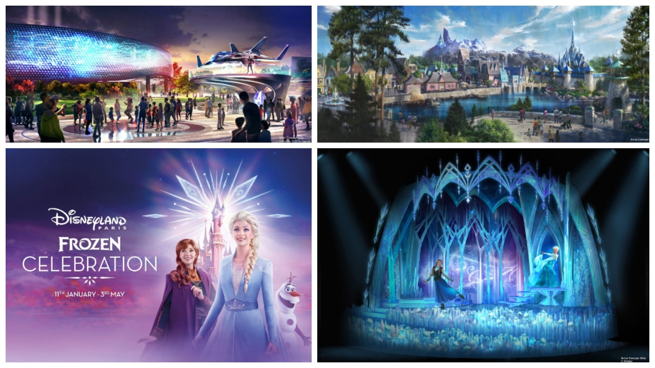 New Magical Experiences Arriving at Disneyland Paris Starting in 2020