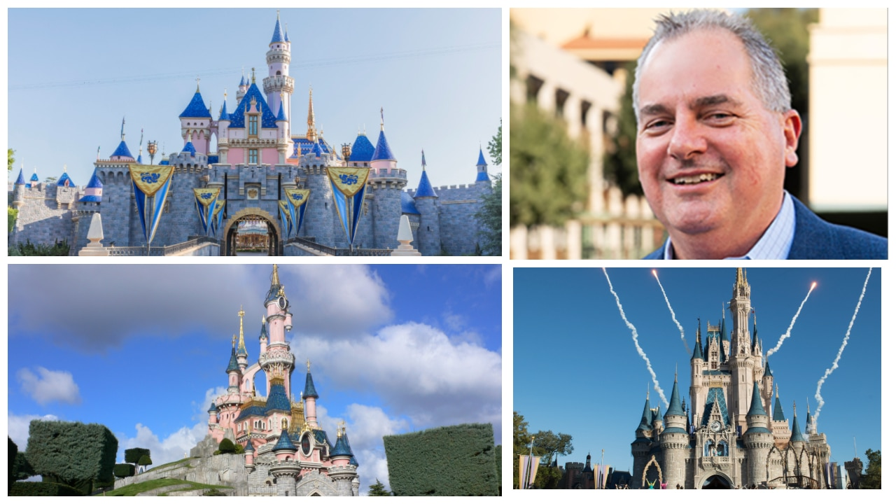Walt Disney World Resort President George Kalogridis Promoted