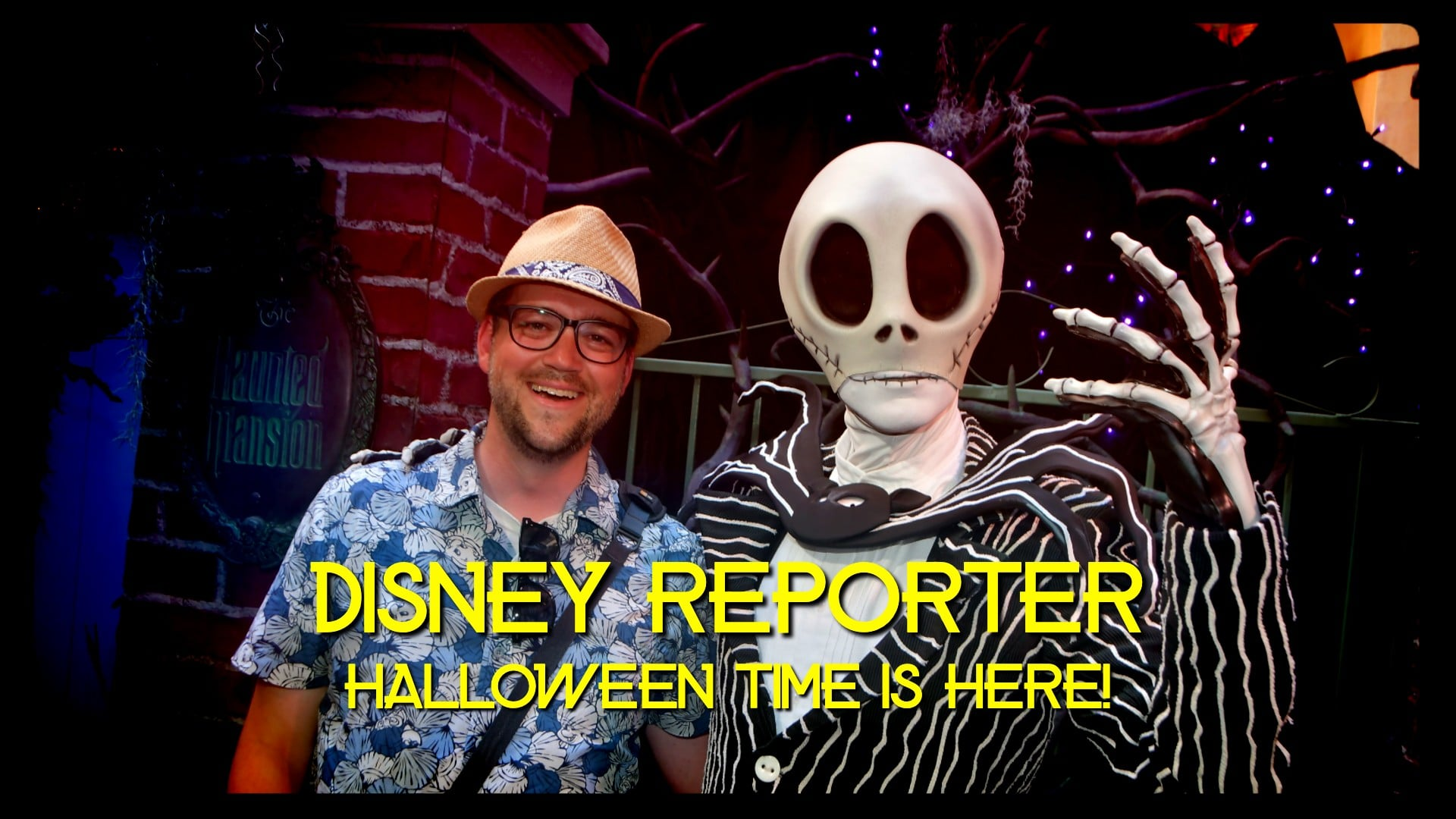 Halloween Time is Here - DISNEY Reporter
