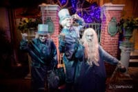 Hitchhiking Ghosts - Happy Haunts at Disneyland Halloween Time 2019