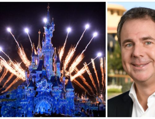Michael Colglazier to Add Disneyland Paris to Leadership Responsibilities