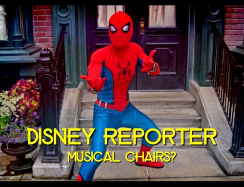 Musical Chairs? – DISNEY Reporter