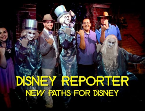 New Paths for Disney – DISNEY Reporter