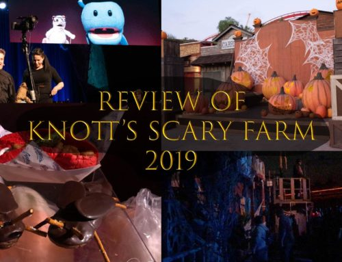 Knott's Scary Farm 2019: More Monsters, More Frights, and More Puppets?