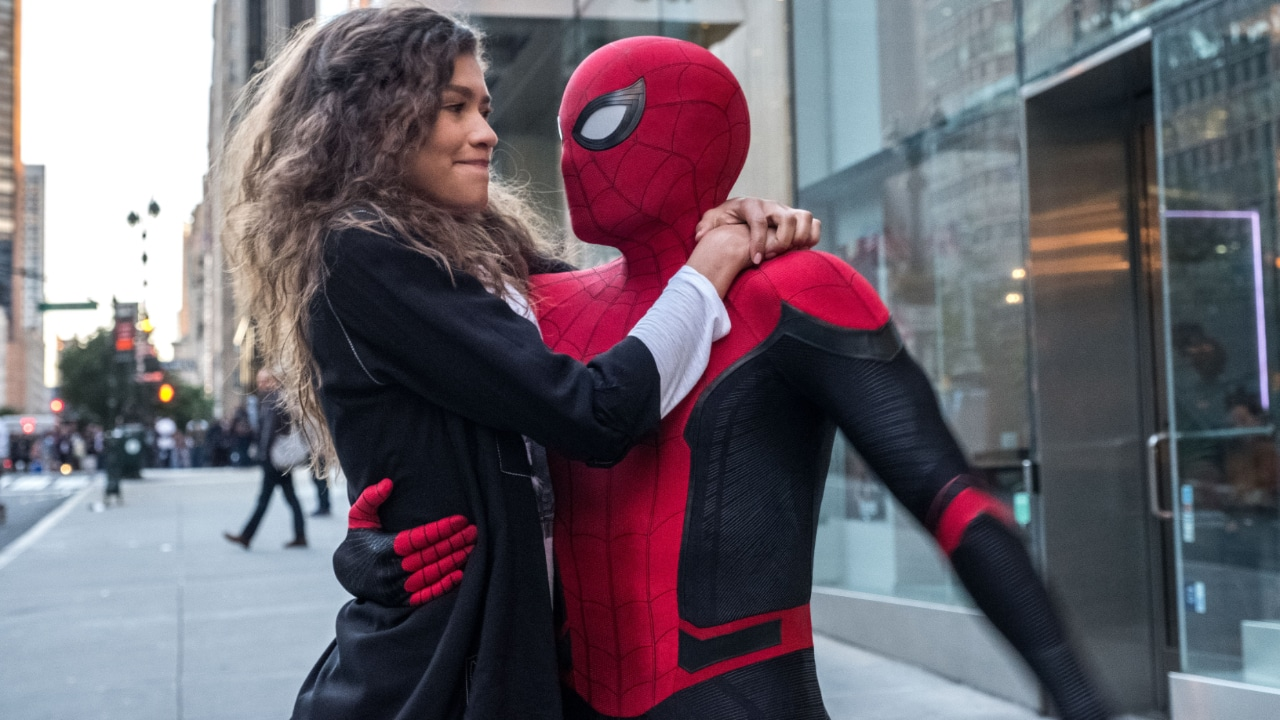 Spider-Man: Far From Home arrives on Digital 9/17 and on 4K Ultra HD Blu-ray™ & DVD 10/1