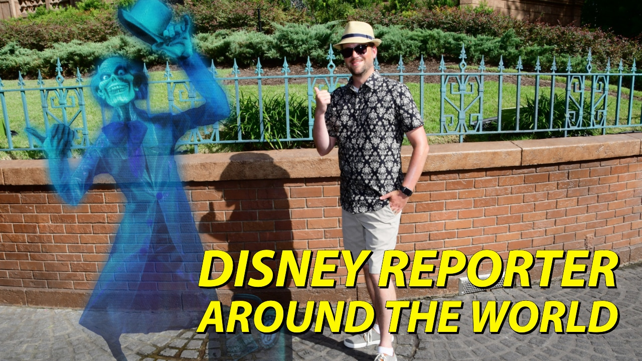 Around the World - DISNEY Reporter