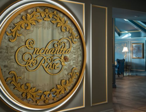 Take a Look at the Enchanted Rose Lounge at Disney's Grand Floridian Resort & Spa