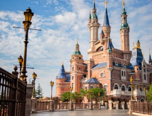 Shanghai Disneyland Closes Due to Health Concerns