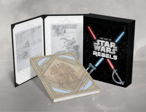 The Art of Star Wars Rebels Arrives on March March 17, 2020