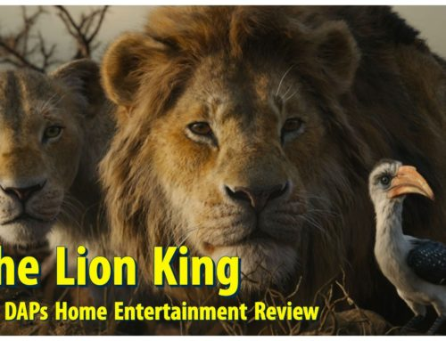 The Lion King – Mr. DAPs Home Entertainment Review
