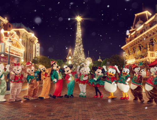 Dive into a Heartwarming Disney Christmas at Hong Kong Disneyland Resort