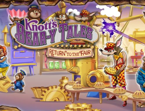 Knott's Berry Farm Announces an Exciting New Dark Ride in Time for the 100th Anniversary!
