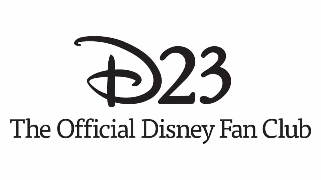 D23: The Official Disney Fan Club Logo
