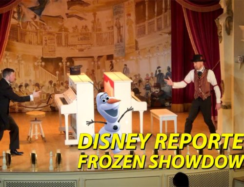 Frozen Showdown – DISNEY Reporter