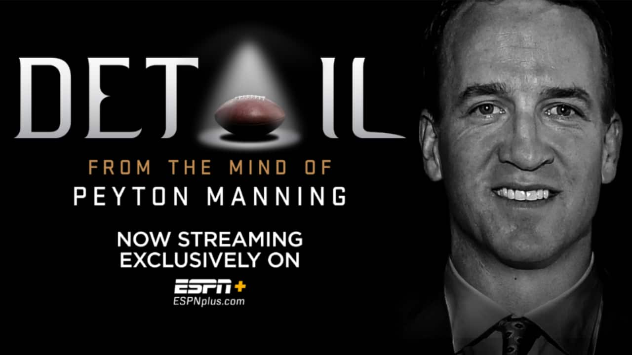 Detail from the Mind of Peyton Manning
