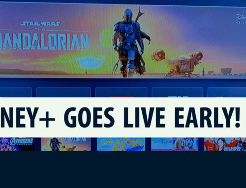 Disney+ Goes Live Early