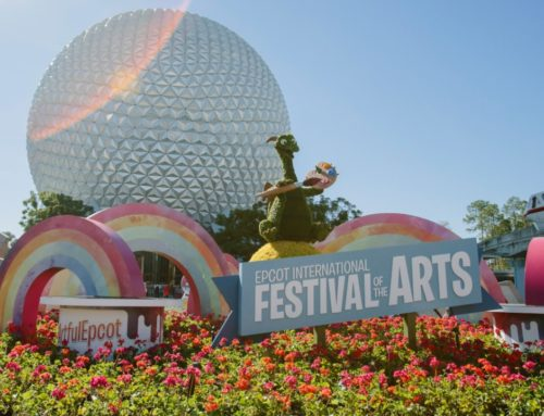 2020 Epcot International Festival of the Arts Celebrates Visual, Culinary and Performing Arts from Around the Globe at Walt Disney World Resort