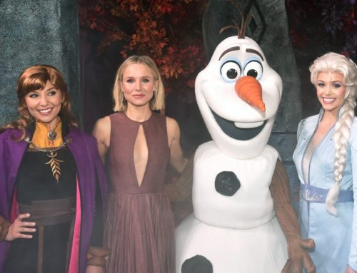 """Frozen 2"" Celebrates World Premiere"