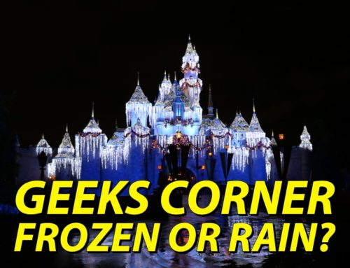 Frozen or Rain? – GEEKS CORNER – Episode 1008 (#479)