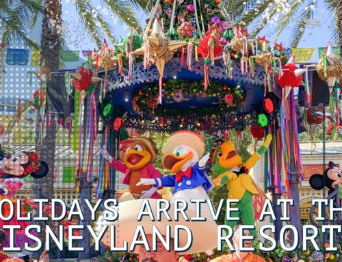Holidays Arrive at the Disneyland Resort!