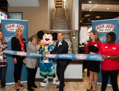Ron Jon Surf Shop Celebrates New Location at Disney Springs
