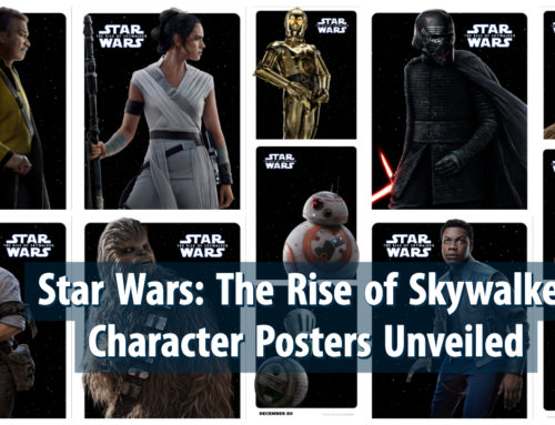 Star Wars: The Rise of Skywalker Character Posters Unveiled