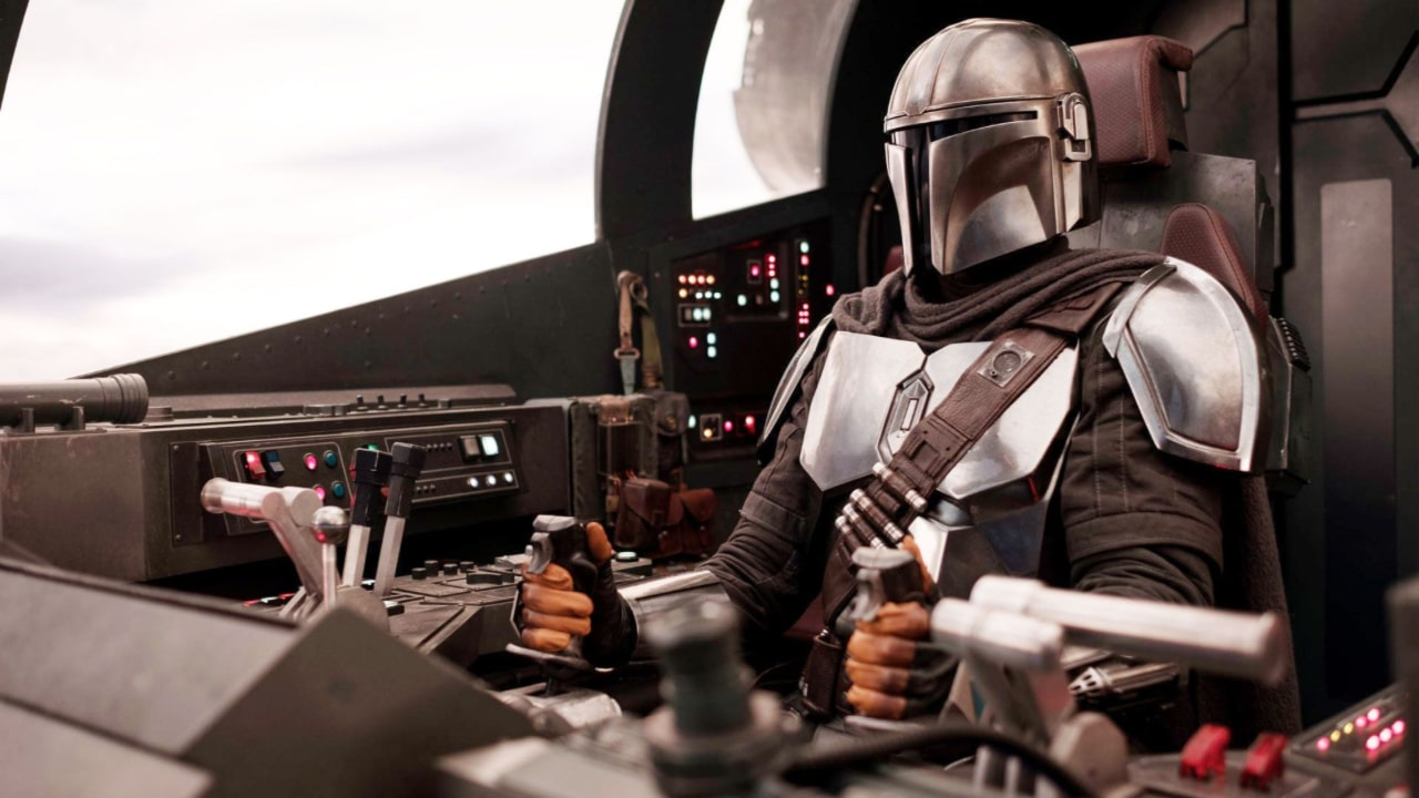 The Mandalorian Special Look Now Available
