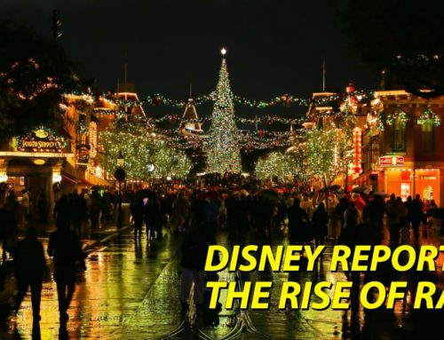 The Rise of Rain – DISNEY Reporter