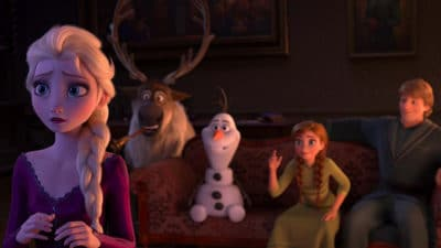 Frozen 2 Has a Hot Opening Weekend at the Box Office