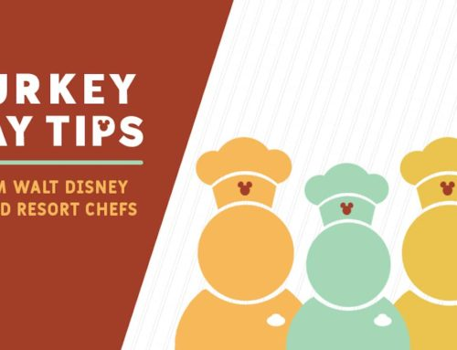 Disney Chefs Share Thanksgiving Day Tips and Also Partner with Coalition for the Homeless To Bring Thanksgiving to Community