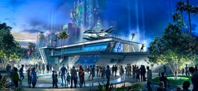 Disneyland Posts Audition Call for Avengers Campus Stunt Performers