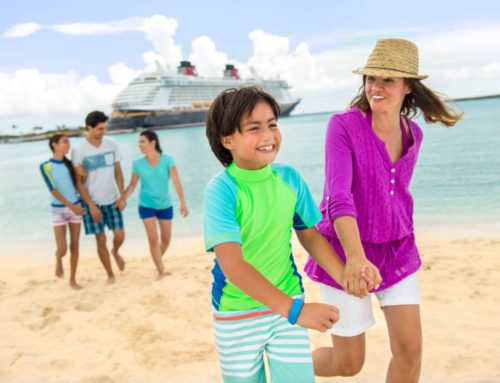 "Disney Cruise Line and Adventures by Disney Experiences Named ""Best for Families"" in the Cruise Critic Editors' Picks Awards"