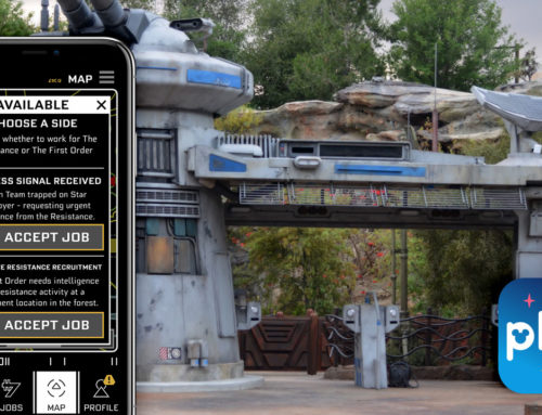 Star Wars: Rise of the Resistance Jobs Coming to Play Disney Parks App