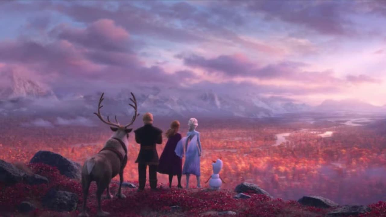 Frozen 2 Becomes Most Successful Animated Film of All Time at the Box Office