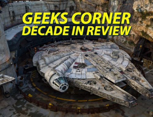 Decade in Review – GEEKS CORNER – Episode 1013 (#484)