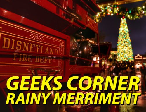 Rainy Merriment – GEEKS CORNER – Episode 1009 (#480)