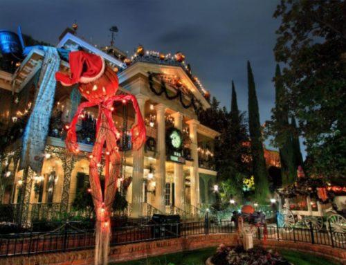 Disneyland Annual Passholders Can Ride Haunted Mansion During After Hours Event