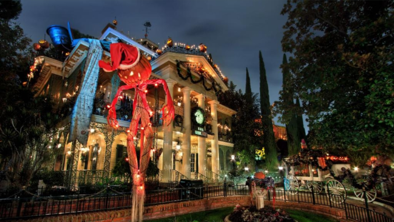 Haunted Mansion Holiday